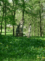 Motherland Belarus (Natali Antonovich) Tags: park sculpture history nature landscape spring tradition belarus oldtown oldest synthesis oldworld novogrudok navahrudak motherlandbelarus enamouredspring