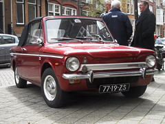 It's that little Imp DHC again ..! (Nicholas1963) Tags: club utrecht nederland rob rootes arijansen