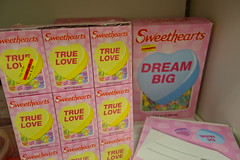 Valentine Candy Clearance at Kohls 4-15-16 (anothertom) Tags: pink shopping hearts store discount random iowa valentine candyhearts clearance truelove valentinesday coralville kohls bigbox dreambig sonyrx100ii