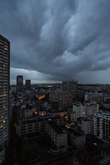 from the West (ohfl) Tags: paris france ciel xiii