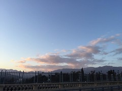 #clouds over the #mountains are getting #sunset #colors April 30, 2016 at 07:27PM (karolalmeda) Tags: sunset mountains colors 30 clouds over april getting 2016 instagram ifttt 0727pm