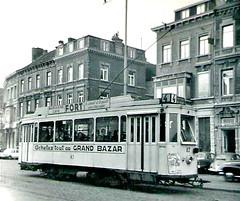 TULE Lige: Tram 87 (Mega Anorak) Tags: belgium tram streetcar trolleycar lige tramcar tule
