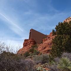 Photo (mrbonzai) Tags: travel arizona usa beautiful spirit sedona redrocks travelphotography chapeloftheholycross travelgram instatravel