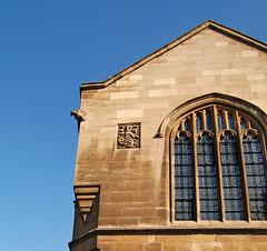 All Hallows by the Tower (DncnH) Tags: city tower church gargoyle cityoflondon allhallowsbythetower