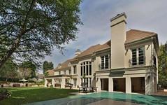 Дом Аврил Лавин и Чада Крюгера в Лос-Анджелесе
