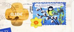 Finnland 2 (postcardlady1) Tags: stamp briefmarke
