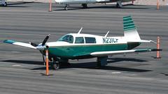 Mooney M20K N231CP (ChrisK48) Tags: airplane aircraft 1979 dvt phoenixaz kdvt mooneym20k phoenixdeervalleyairport n231cp