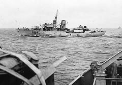 HMCS Camrose (DRGorham) Tags: corvette hmcs rcn royalcanadiannavy