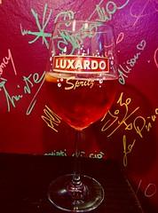 Luxardo spritz