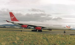 VIRGIN A340 G-VSKY (Adrian.kissane) Tags: virgin shannon 16 a340 gvsky