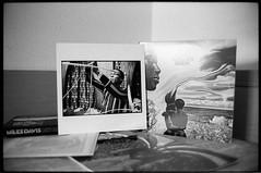 (Hommage  Miles Davis) (Robbie McIntosh) Tags: leica blackandwhite bw woman film monochrome analog 35mm vinyl strangers streetphotography jazz rangefinder bn negative ilfordhp5 record hp5 mp analogue summilux ilford biancoenero argentique milesdavis 3313 dyi selfdeveloped bitchesbrew pellicola analogico leicamp leicam filmisnotdead acufine autaut leicasummilux35mmf14i leicasummilux35mmf14 summilux35mmf14preasph summilux35mmf14i