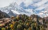 Manaslu & Lho Gompa II (Andrew Luyten) Tags: nepal himalaya lho westernregion manaslucircuit mountainkingdoms