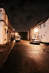Eslington Street (Towner Images) Tags: city rain night liverpool puddle evening suburb merseyside towner garston townerimages