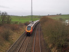 Garrochburn - 07-02-2016 (agcthoms) Tags: scotland trains railways ayrshire virgintrains class221 garrochburn
