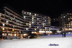 Croissette (-Skifan-) Tags: soir lesmenuires 3valles les3valles skifan