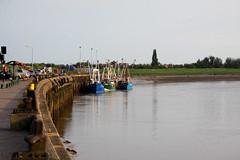 Northern England 2012 #086 Kings Lynn 300512 Fishing Boats (Steveox55) Tags: boats norfolk kingslynn rivergreatouse