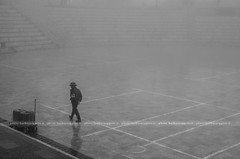 An ordinary misty day (Barbara Oggero) Tags: china street city travel people urban mist misty fog square blackwhite fineart border cancer foggy streetphotography vietnam clean tropic streetphoto capture ethnic sapa indochina monochromo