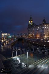 Waterfront ( Portrait ) (Lancashire Photography.com) Tags: building ferry liverpool canal waterfront leeds terminal liver
