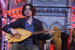 Çiğdem Aslan (2016) 05 - Tahir Palali (KM's Live Music shots) Tags: turkey worldmusic kurd saz bağlama unionchapel deyiş traditionalturkishmusic traditionalkurdishmusic çiğdemaslan alevimusic yârsân charitybenefitconcertforwarzonerefugees