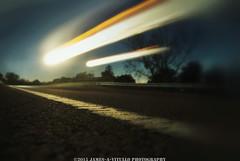 (James A. Vitullo Photography) Tags: road street longexposure light motion cars car night long exposure headlights nighttime headlight carheadlights