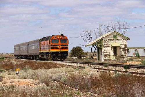 Forrest station