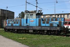 210 017 0 @ Zvolen Depot - Slovakia (uksean13) Tags: train canon railway depot slovakia zvolen ef28135mmf3556isusm 400d zssk 2100170