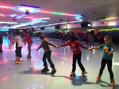 Girls Tarry Hall Roller Skating Party Lourdie (stevendepolo) Tags: girls party hall skating roller tarry lourdie