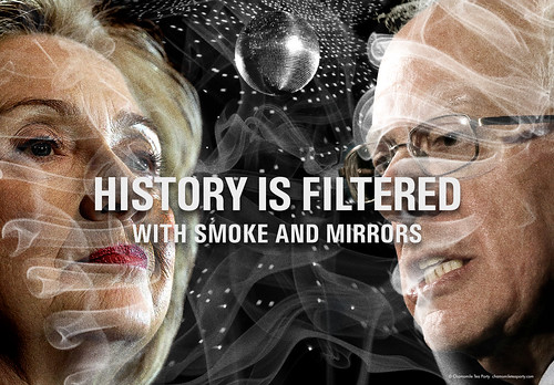 HISTORY IS FILTERED
