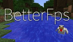 BetterFps Mod 1.8.9/1.7.10 (TonyStand) Tags: game 3d gaming minecraft