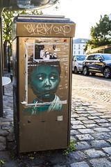 Guat Mao (Sbastien Casters) Tags: street streetart paris france art graffiti s urbanexploration mao urbain graffitis guat