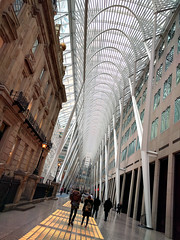 atrium askew (Ian Muttoo) Tags: toronto ontario canada architecture gimp bceplace allenlambertgalleria brookfieldplace 20160128132707edit