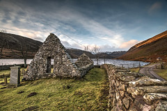 Church yard Loch Lee (gallowaydavid) Tags: glen lee loch glenesk lochlee