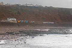 High ISO (Richie B.) Tags: english electric rail class iso cumbria british 37 northern services direct 156 parton pfa drs 37069 37401 37609 2c44 6k74