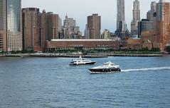 NYC (Tatyana2016) Tags: ocean city nyc newyorkcity ny newyork water boats nikon yacht manhattan boating yachts dslr nikond40