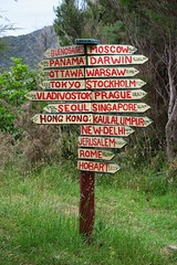 On the Queen Charlotte Track, far away from home. Far away from mostly anywhere!