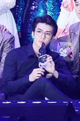 160217 - Gaon Chart Kpop Awards (65) ( ) Tags: awards exo gaon musicawards 160217 exosehun sehun ohsehun gaonchartkpopawards
