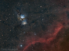 M78 reflection nebula. The Cosmic Jewel of Orion (www.moonrocksastro.com) Tags: sky cloud white abstract black texture valencia monochrome night stars landscape gold star solar waterfall spain heaven skies outdoor wizard space ngc deep surreal fast astro observatory telescope creation galaxy nebula astrophotography soul orion astrofotografia astronomy swift pillars universe phd takahashi astronomia lunar cosmos vixen deepspace paramount hubble emission nebulosa stelle cepheus starlight moonrocks dso cassiopeia xpress refractor vsd nebulae textur baader nebulosity skywatcher narrowband 7380 pixinsight eq6 fsq106 astrodon qhy5 mn190 neq6 sxvrh18