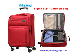 "Sigma 5 21"" Carry on Bag (skyway luggage) Tags: sigma luggage carryon skyway skywaybag"