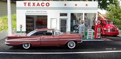 1959 Chevrolet Impala Hardtop Sport Coupe (JCarnutz) Tags: chevrolet impala 1959 diecast 124scale danburymint