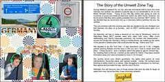 2016-02-29 The Story of the Umwelt Zone Tag - double page spread (fivecanucksabroad) Tags: load29 load216