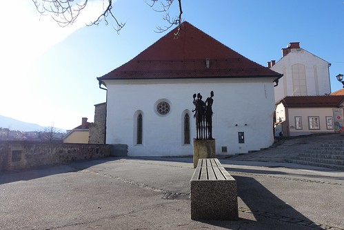 The Synagogue in Maribor
