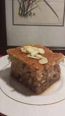 REVANI (oliverastanoeska) Tags: dessert walnuts semolina baklava