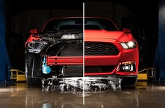 COBB Tuning Announces New Ford Mustang EcoBoost Products (vividracing) Tags: ford cobb mustang tuning exhaust intercooler downpipes catback ecoboost turboback