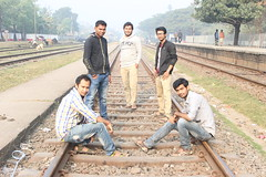Winter Photograh (RiddhoRaju) Tags: morning travel winter friends friend buddy journey raju wintermorning jessore jessorerailwaystation jessorebangladesh rajudey riddhoraju riddhorajudey jessorekhulnabangladesh jessorecity rajuriddhodey wwwriddhorajucom httpriddhorajucom
