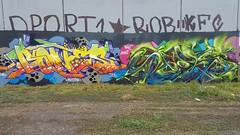Bones & Duke... (colourourcity) Tags: streetart graffiti tsf awesome id style duke melbourne bones bunsen burner joiner cka melbournestreetart grimz streetmelbourne burncity colourourcity colourourcitymelbourne