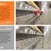 The SR 99 tunnel - before and after