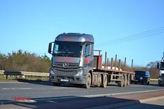 Mercedes Benz Actros MP4 'Dalecrete' reg YR12 FGD (erfmike51) Tags: lorry artic euro6 dalecrete mercedesbenzactrosmp4