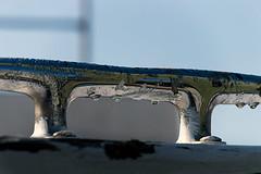 D3200-0004-Edit (old guy 05) Tags: sunrise reflections river landscape boats harbor nc dock nikon waterfront ships northcarolina shrimpboats calabash coastalwaterway easterncarolina calabashnc d800e richstrobel