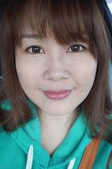 March 15, 2016 - Selfie (Pumpkin Chief) Tags: people woman selfportrait female self asian taiwan sp selfie sonynex3n nex3n