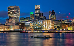City Nights (f0rbe5) Tags: city uk longexposure light building london tower water thames skyline architecture modern buildings river lights ancient cityscape waterfront market 19thcentury thecity riverthames 30stmaryaxe toweroflondon lloyds tower42 thegherkin cityoflondon thetower artificiallight willisbuilding 13thcentury 21stcentury billingsgate 2016 citynights squaremile middletower thesquaremile 20fenchurchstreet billingsgatemarket herontower walkietalkiebuilding canonef2470mmf28liiusm canoneos5dmarkiii